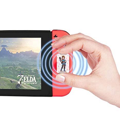 Tarjetas Para La Leyenda De Zelda Aliento De Salvajes 22pc