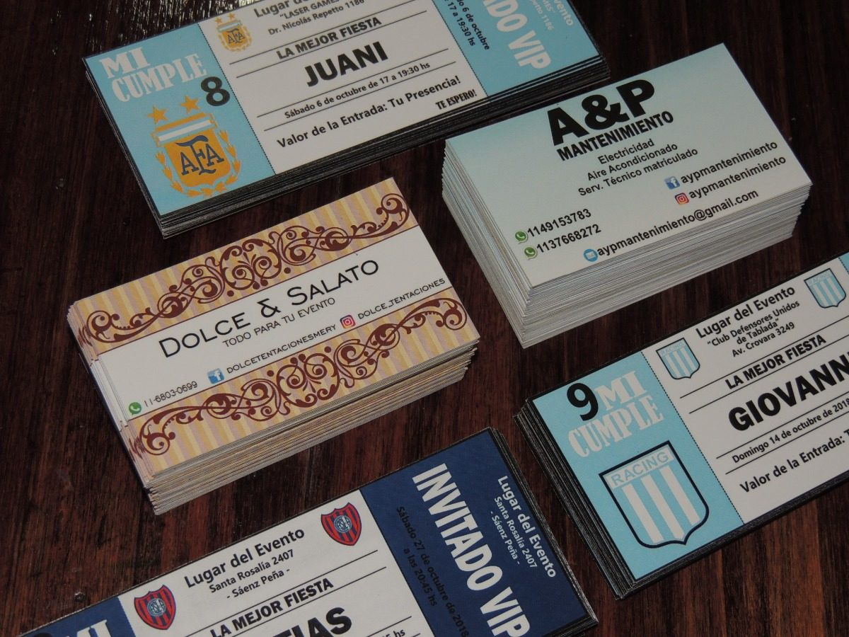 1b590fbb28c99 tarjetas personales - emprendimiento gastronómico propaganda. Cargando zoom.