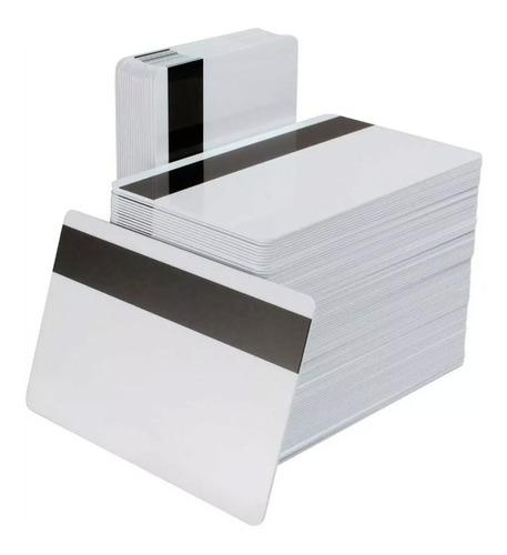 tarjetas pvc para imp. zebra fargo evolis datacard-100 pzas.