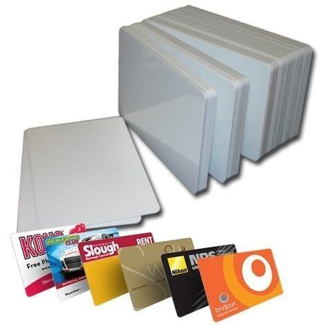 tarjetas pvc por 250 u. fabricantes epson t50 r290 l800, etc