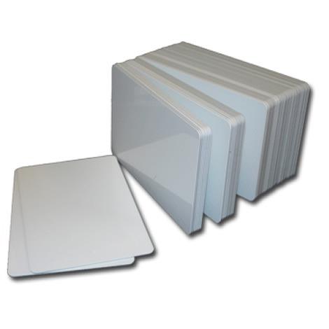 tarjetas pvc por 50 u. impresoras epson t50 r290 l800, etc!