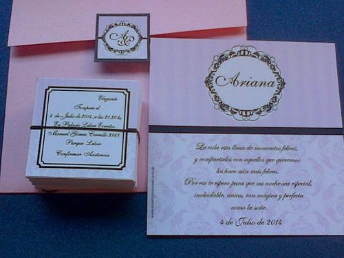 tarjetas quince años 15 bar bat mitzvah invitaciones boda