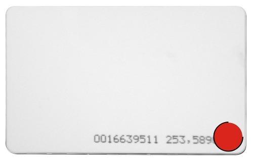 tarjetas radiofrecuencia proximidad 125 khz em id card