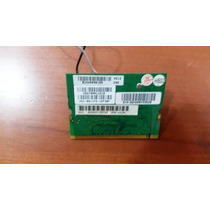 Tarjeta Wi-fi Ar58mb-43 Toshiba Satellite A20 A25 A70 A75