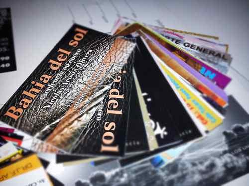 tarjetas servicio imprenta