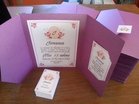 Tarjetas De Cumpleaños Rarity Souvenirs Para 15 Años Otros