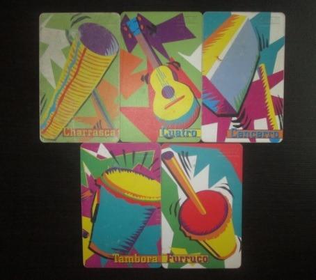 tarjetas telefónicas cantv casi 600!