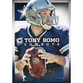 25ca0c489f0a2 2013 Absolute Football Tony Romo Dallas Cowboys Qb