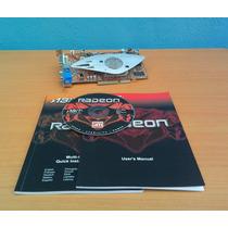Tarjeta Video Ati Radeon Abit R9600-256mb Agp 8x Usada.