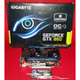 Aceleradora Grafica Gigabyte Nvidia Geforce Gtx 960 2gb Ddr5