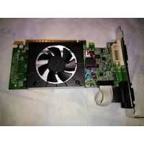 Tarjeta De Vídeo Nvidia Pci Express, G605/64bit/1gb.