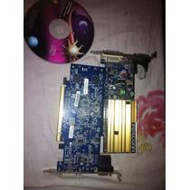 2 Tarjetas De Video Geforce 7200 De Nvidia 256mb
