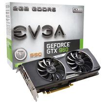 Tarjeta De Video Evga Nvidia Gtx 960 2gb Ddr5 Ssc Acx 2.0+