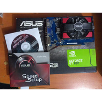 Tarjeta De Video Asus Gt630 2gb Drr3 128bit Pci-e Dvi Hdmi