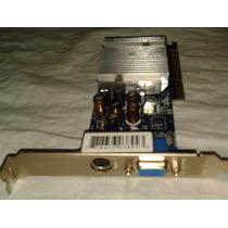 Tarjeta De Video Geforce Fx 5200 128 Mb Buen Estado