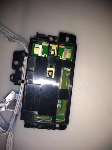 tarjetas y panel led lg smart 4k modelo 49uj6320-sa