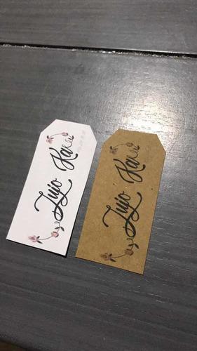 tarjetas/etiquetas