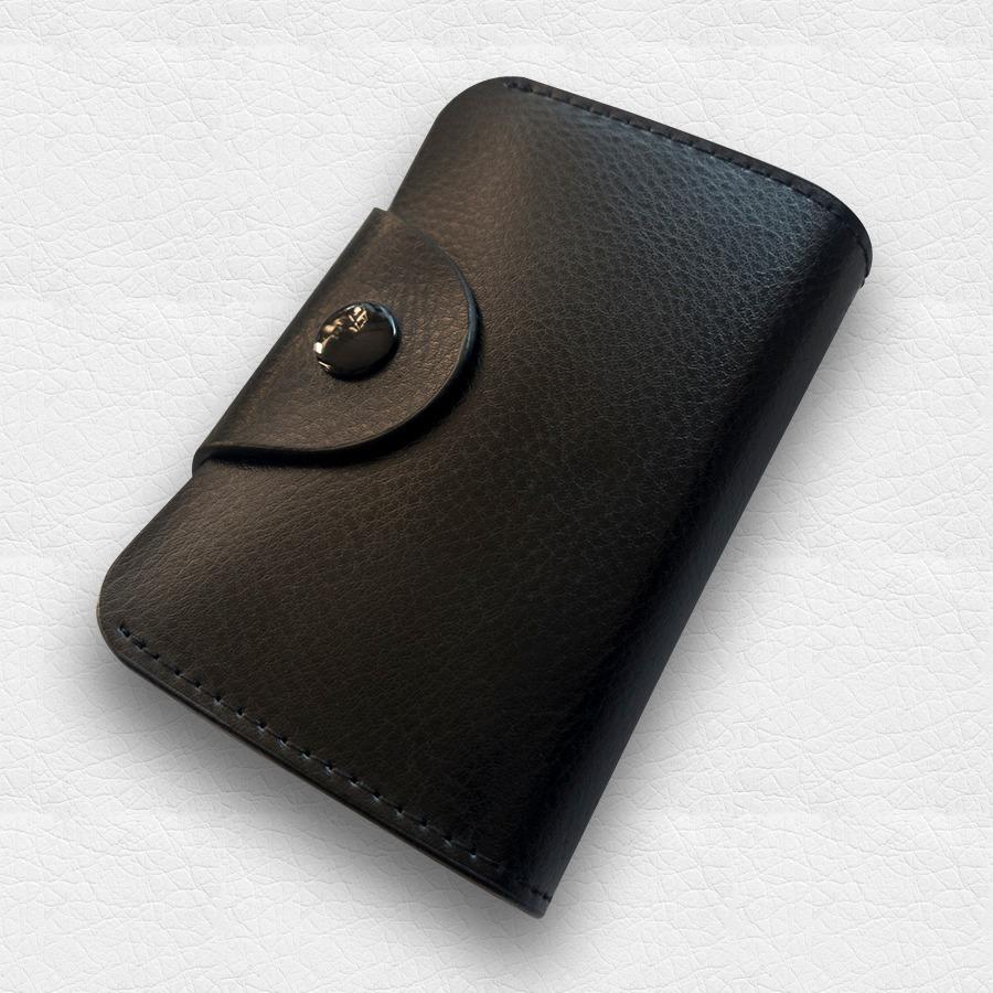 2675f2454d4 tarjetero tipo cartera o monedero de piel personalizado. Cargando zoom.