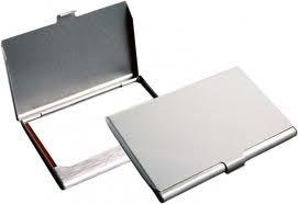 tarjetero,porta tarjetas,metal c/ pana loc. microcentro!!