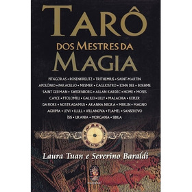 Tarô Dos Mestres Da Magia - Laura Tuan / Severino Baraldi