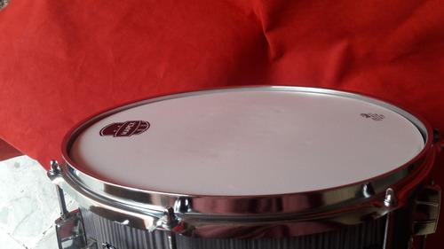 tarola mapex mars smoke wood my dentity 14 x 6.5 snare drum