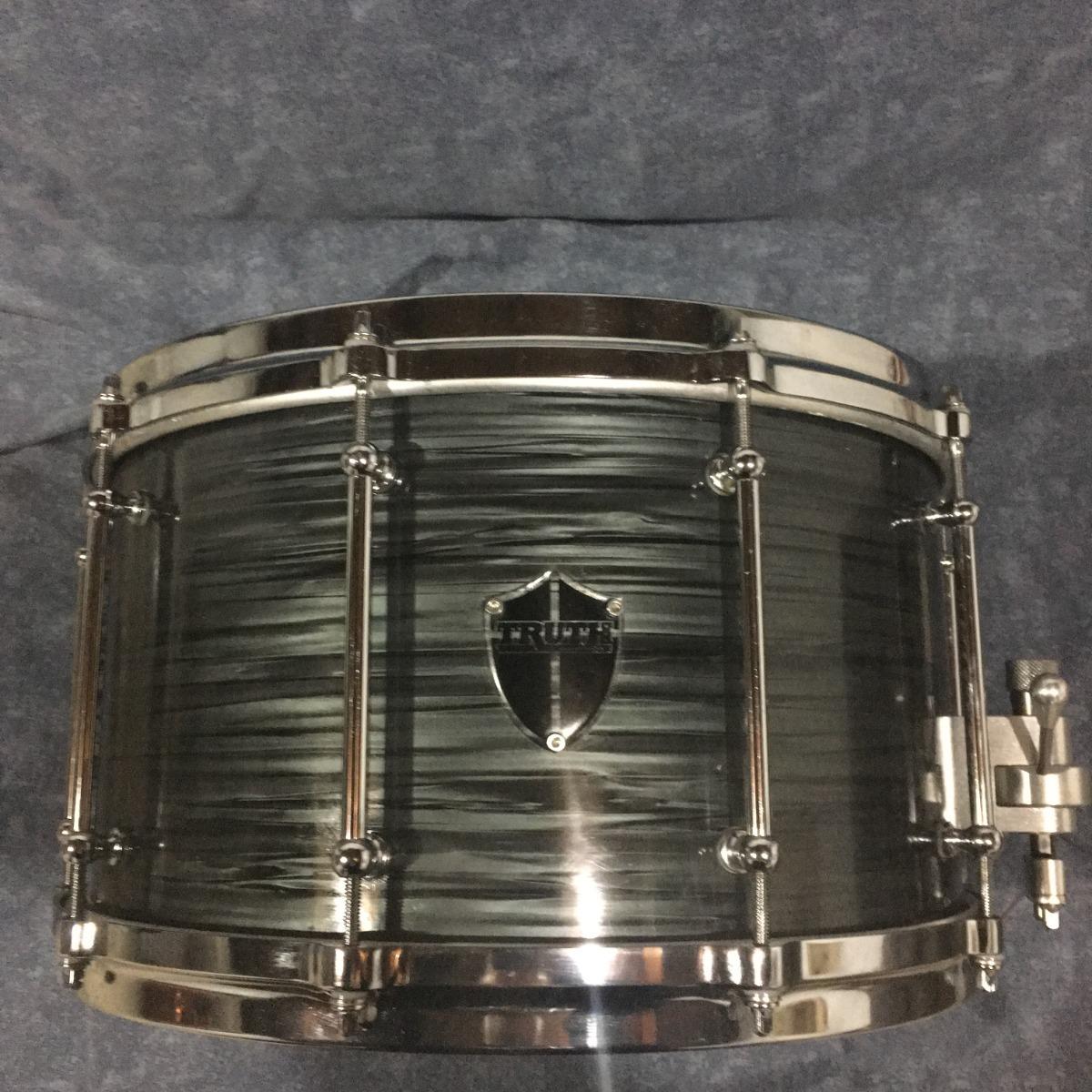 Tarola Truth Custom Drums Usada Por Zac Farro De Paramore - U$S 680,00