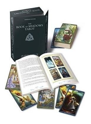 tarot book of shadows (manual+cartas), moore, lo scarabeo