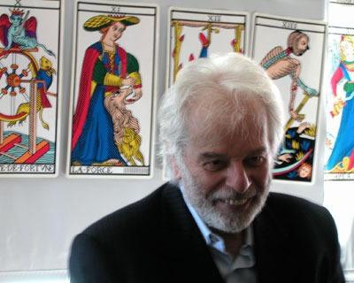 tarot - cartas de marsella restaurado alejandro jodorowsky