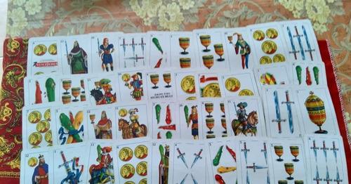 tarot, cartas españolas, método yuen ¿¿