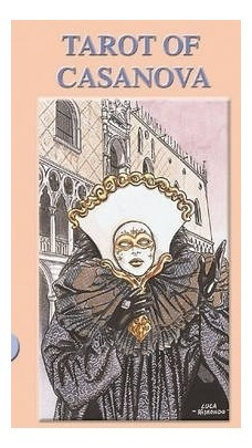 tarot casanova (manual + cartas), luca, lo scarabeo