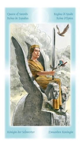 tarot de los ángeles, giordano berti