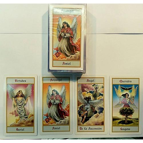 tarot de los ángeles y arcangeles- wicca- magia angelical