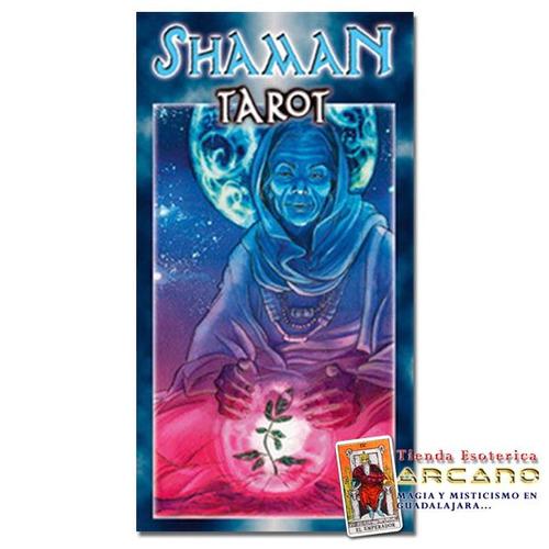 tarot de los chamanes - 78 arcanos con instructivo