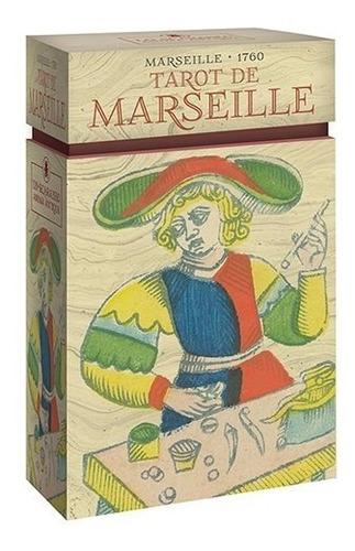 tarot de marseille- 1760