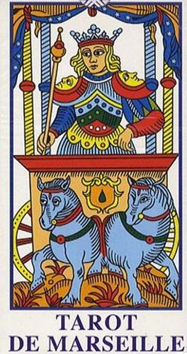 tarot de marsella jodorowsky. original