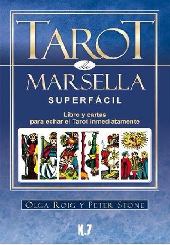 tarot de marsella superfácil - oga roig - peter stone