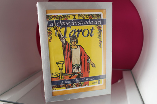 tarot de rider - clave ilustrada del tarot