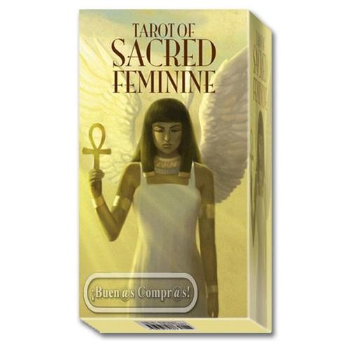 tarot del sagrado femenino