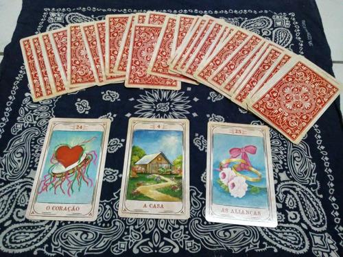 tarot e cartas ciganas