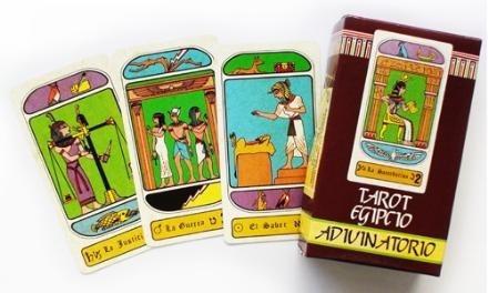 tarot egipcio adivinatorio