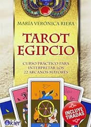 tarot egipcio - maria veronica riera - kier - nuevo