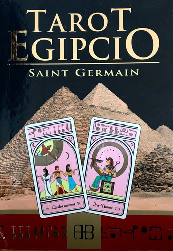 tarot egipcio, saint germain