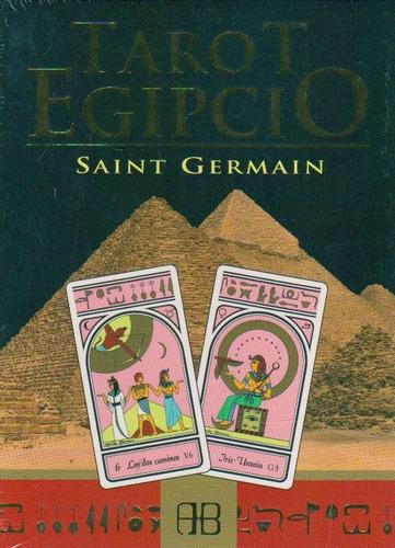 tarot egipcio - saint germain