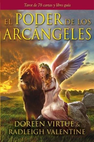 tarot el poder de los arcangeles en español - doreen virtue