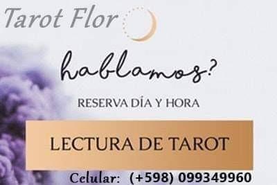 tarot flor