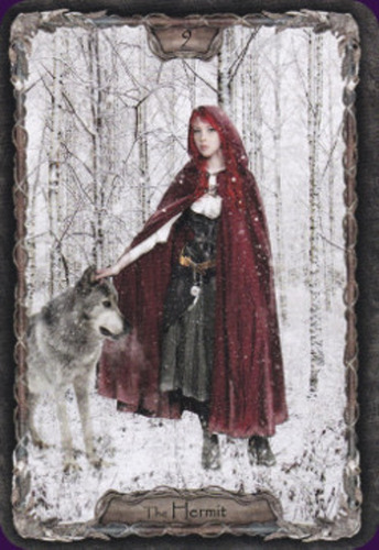 tarot gothica, este tarot está en ingles, es original, nuevo