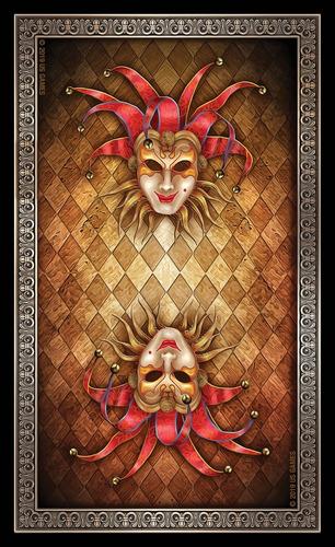 tarot grand luxe by ciro marchetti este tarot esta en ingles