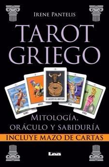 tarot griego con cartas - irene pantelis