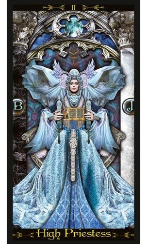 tarot illuminati este tarot esta en ingles.