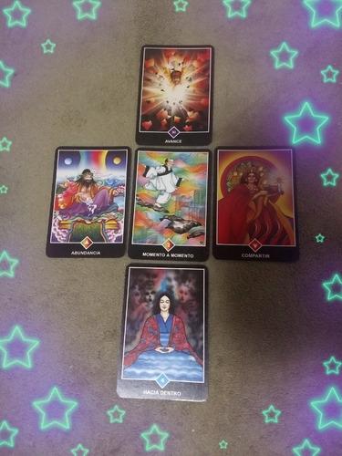 tarot | lectura mes lunar | recomendable para luna nueva